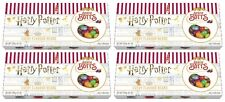 4x Harry Potter Wizarding World Bertie Botts Every Flavour Beans 125g Gift Box