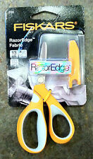 Fiskars RazorEdge Softgrip Fabric Scissors 13cm