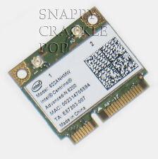 Intel Centrino Advanced N 6200 Wireless Card 622ANHMW 802.11a/b/g/n Half Height
