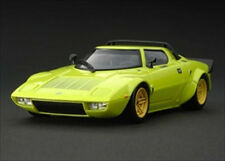 LANCIA STRATOS HF GREEN 1/43 HPI DIECAST MODEL CAR HPI8069