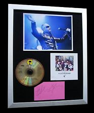 FRANKIE GOES TO HOLLYWOOD+HOLLY+SIGNED+FRAMED=100% AUTHENTIC+EXPRESS GLOBAL SHIP