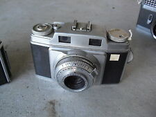 Vintage 35mm Agfa Germany Ansco Super Memar Camera