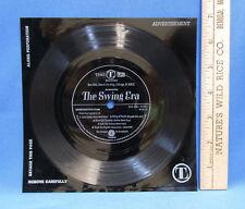 Time Life The Swing Era Flexi Disk Vinyl Record Capitol Records