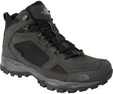 The North Face Men's Ocotillo Mid Shoes Size 8 Black/Zinc Grey Outdoor Wmns 9.5
