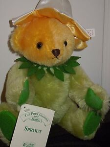 Steiff Bear Sprout Four Seasons