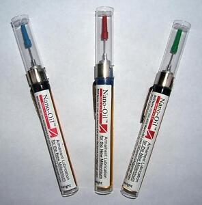 NanoLube StClaire Nano-Oil AntiFriction Gun Rifles RC Knives Fishing 5+10+85