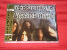 DEEP PURPLE MACHINE HEAD   JAPAN SACD HYBRID
