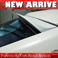 Painted ForVolkswagen Passat B7 Facelift SEDAN K-STYLE REAR ROOF WINDOW SPOILER