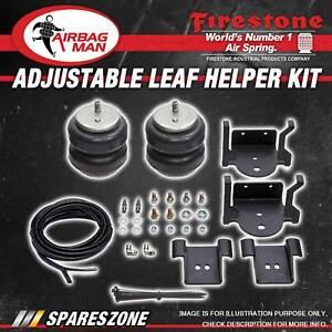 Airbag Man Air Bag Suspension Helper Kit Leaf Rear for NISSAN NAVARA D40 4x4 4x2