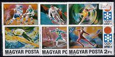 Olympics Decimal Used European Stamps