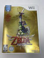 The Legend of Zelda: Skyward Sword (Nintendo Wii - Game + Special Orchestra CD)