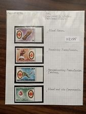 Papua & New Guinea 1980 Red Cross Blood Bank (4v Set) (SG 393-396) MNH (112155)