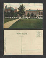 1910s STATE NORMAL SCHOOL CEDAR FALLS IOWA POSTCARD