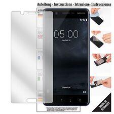 6x Schutzfolie für Nokia 5 Folie Displayschutzfolie klar Displayfolie