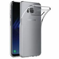 Ultraslim Silikon Hülle transparent Soft Case Cover für Samsung Galaxy S8