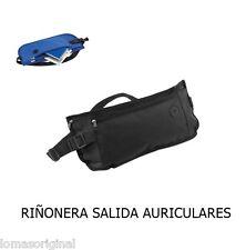 RIÑONERA SALIDA DE AURICULARES SPORT DEPORTE CORRER RUNNING ANDAR