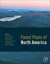 NEW Forest Plans of North America