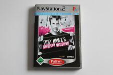 Playstation 2 PS2 Spiel Tony Hawk's American Wasteland