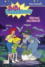 Bibi Blocksberg Bibi und das Dino-Ei Theo Schwartz Schneider-Buch