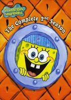 SpongeBob SquarePants: The Complete Second Season (Season 2) (3 Disc) DVD NEW