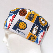 Indiana Pacers Mens Scrub Hat, Medical Skull Cap, Surgical Cap, Chemo Hat,