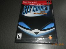 Sly Cooper and the Thievius Raccoonus (Sony PlayStation 2, 2003) new & sealed