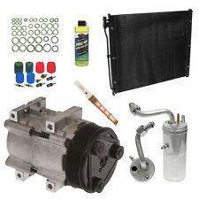 AC Compressor KIT Fits: 1999 - 2003 F250 F350 F450 F550 V8 7.3L Turbo Diesel