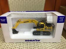 Universal Hobbies 1/50 Komatsu HB215 LC3 Hybrid Excavator DieCast Model UH8135