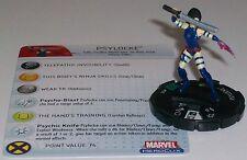 PSYLOCKE #023 #23 Giant-Size X-Men Marvel HeroClix