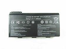 6 Cell Battery For MSI GE700 A5000 A6000 A6005 A6200 A6203 BTY-L74 BTY-L75