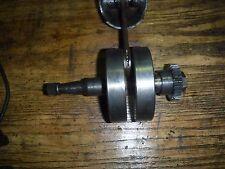 Yamaha 1976 IT400 IT 400 AHRMA crankshaft connecting rod piston drive gear nuts