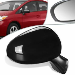 Fit 10-15 Toyota Prius Plug-In OE Style Power+Heated Door Mirror Right TO1321262