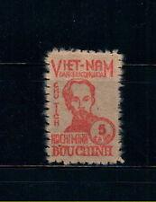 N.02-Vietnam – President Ho Chi Minh (5d) (paper-Do) 1949