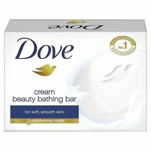 Dove Soap Cream Beauty Bathing Bar 50 gm For Soft, Smooth Skin ****