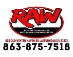 Raw Auto Parts