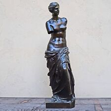 Antique Bronze Sculpture, Statue Aphrodite Of Milos, Venus De Milo by Susse Fres