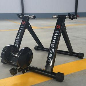 Magnétique Indoor Bicycle Bike Trainer exercice STAND - Résistance Niveaux DHL