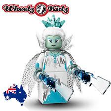 GENUINE LEGO Minifigures 71013 ICE QUEEN PRINCESS MAIDEN SERIES 16 MINIFIGURE #1