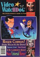 Video Watchdog no.138 Roger Corman Joe Dante Daniel Haller 021318DBE