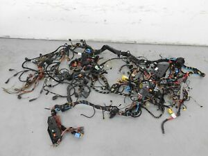 2018 16 17 19 Porsche 911 991.2 Turbo S Chassis Wiring Harness #6634