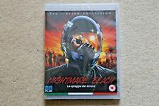 BLU RAY NIGHTMARE BEACH   ( STUDIO 88 FILMS )  NEW UK STOCK