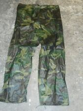 U.S. Military Wet Weather Trousers