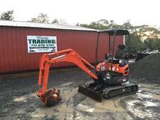 2009 Kubota U15 Mini Excavator Super Clean! w/ 2 Buckets!
