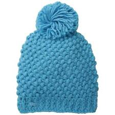 Burton Ultra Blue Hand Knitted WMS Perfect 10 Beanie One Size *AB162