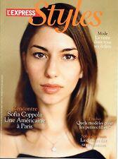 STYLES 2009: SOFIA COPPOLA_EMMA THOMSON_MAMIE GUMMER