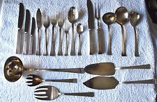 UNIQUE!! WMF Art Nouveau Original COMPLETE CUTLERY 12 pax SET 130 pieces