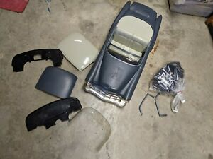 West Coast Chopper Jesse James 54 Chevy RC Car Hot Rod For Parts Or Repair