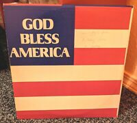 God Bless America 1970 Vinyl LP