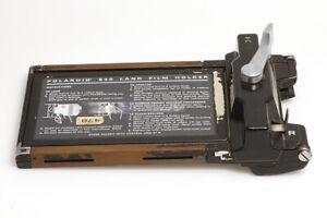 Polaroid 545 Land Film Holder