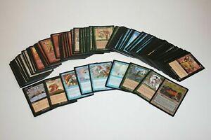 MTG Mercadian, Nemesis, Prophecy, Invasion, Planeshift & Apocalypse Common Sets